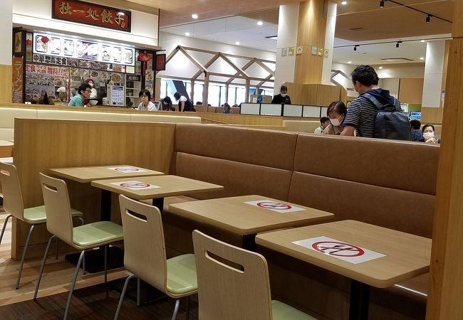 フードコート (南砂町SUNAMO店)