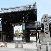 大阪が誇る立派な神社です。