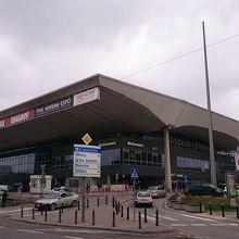 ワルシャワ中央駅