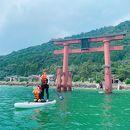 白ひげ浜水泳場