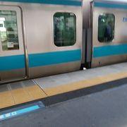 京浜東北線 東十条駅