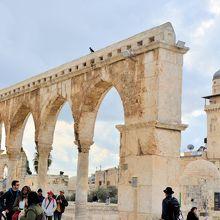 Bab al-Silsila Minaret