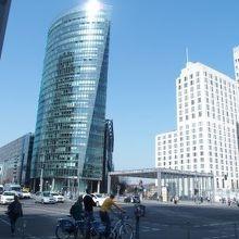 ポツダム広場