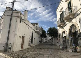 アルベロベッロ旧市街