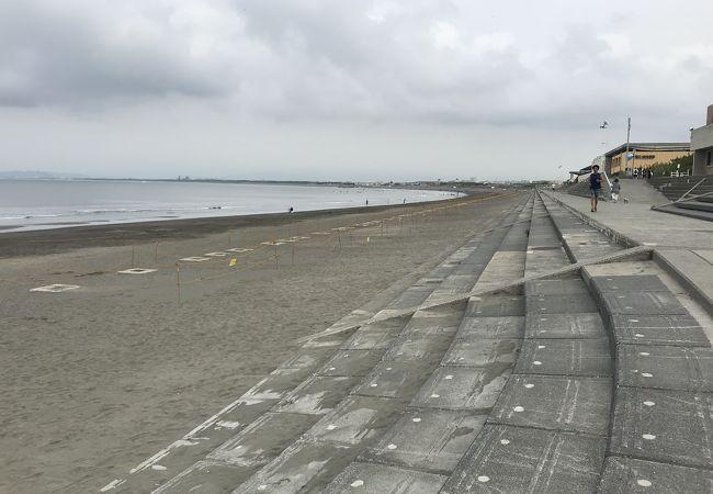 今年の片瀬西浜~鵠沼海岸海水浴場の最新情報
