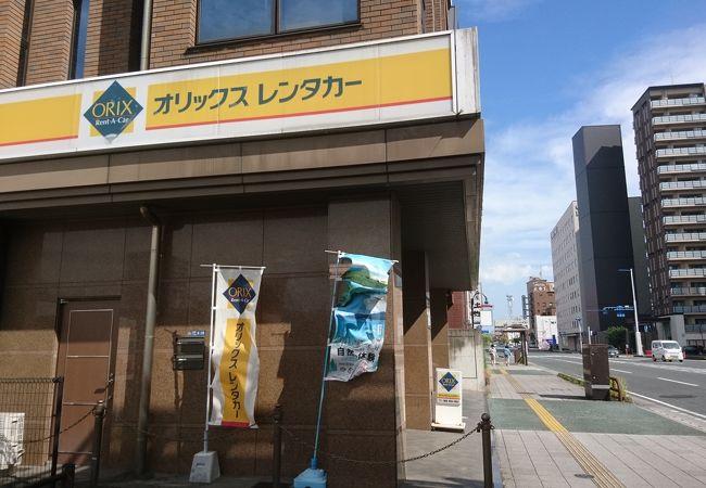 オリックスレンタカー (高知駅前店)