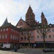 2018年5月 Mainz  マインツ Dom 大聖堂♪