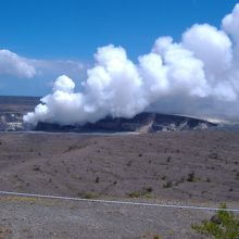 ハワイ火山国立公園