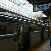 京浜東北線と直通運転