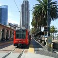 サンディエゴ市内を周るのに便利