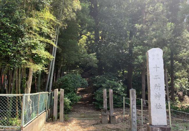 円福寺茶臼山古墳