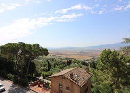 ピエンツァとオルチャの谷