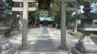 宮田春日神社