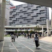 川崎駅直結のショッピングモール