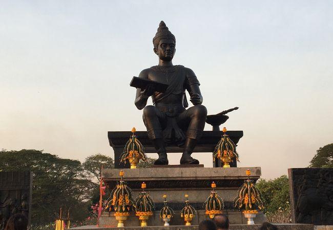 ラームカムヘン大王記念碑