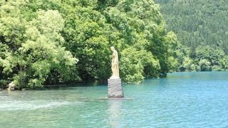田沢湖のスポット
