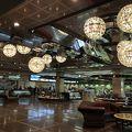 昭和な大型温泉ホテル