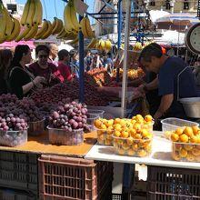 新鮮な果物、値段は安い