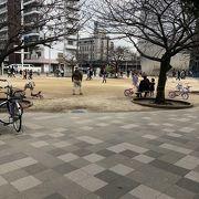 子供達の遊び場