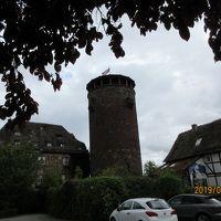 ラプンツェルの塔と古城ホテル トレンデルブルグ城