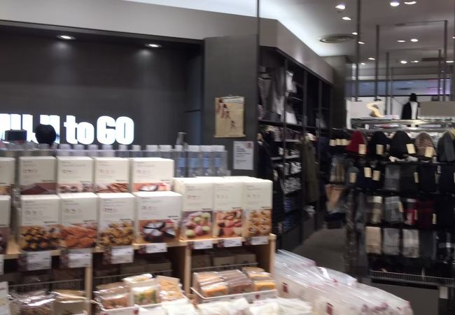 MUJI_to_GO_成田国際空港第2ターミナル