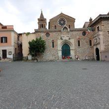 サンタ マリア マッジョーレ教会 (ティヴォリ)