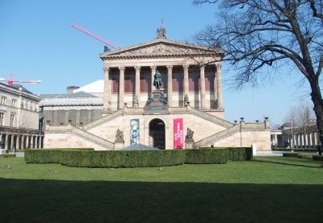 世界遺産に登録されている美術館
