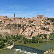 中世の美しい街並み