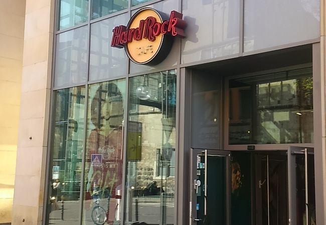 ハードロックカフェ (ケルン店)
