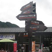 大きな道の駅です