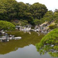 旧徳島城表御殿庭園 写真