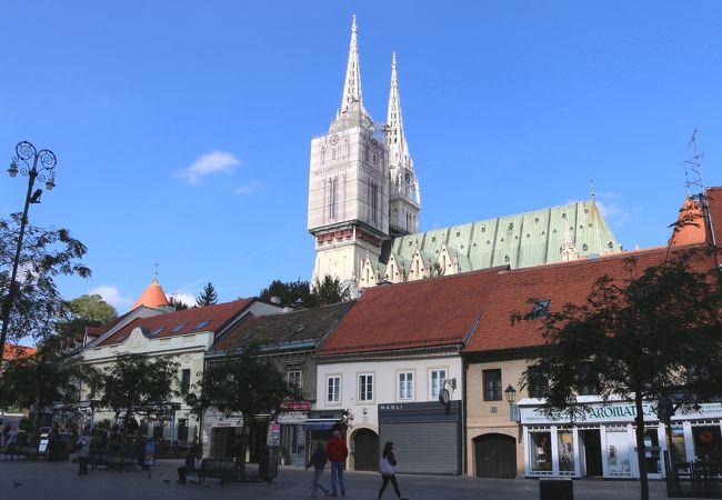 ヨーロッパ広場