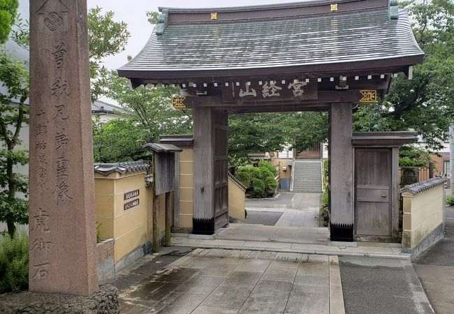 日蓮宗のお寺