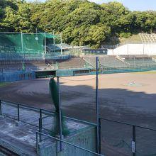 安芸市営球場