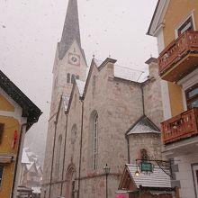 ハルシュタット ルーテル教会