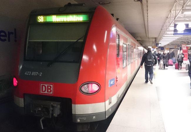 ミュンヘン空港駅