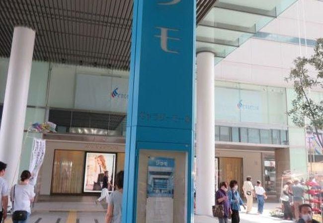 遠鉄百貨店のイベント広場