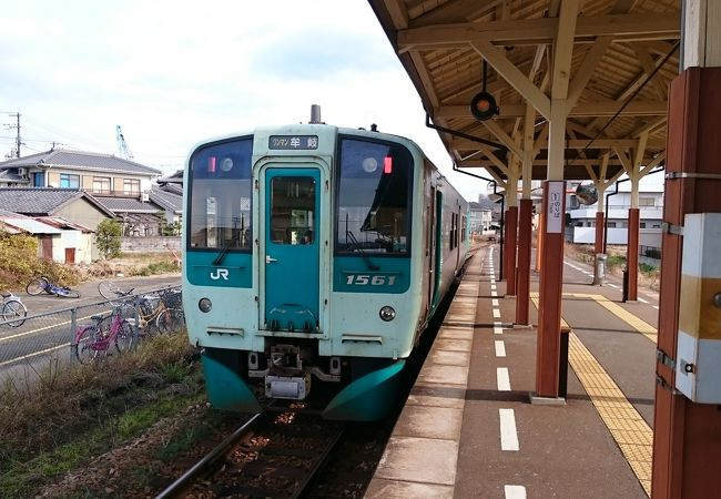 JR牟岐線