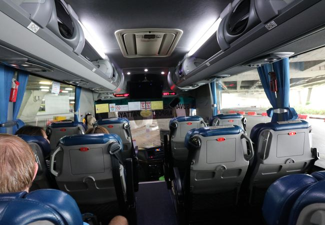 389 エアポート パタヤ バス