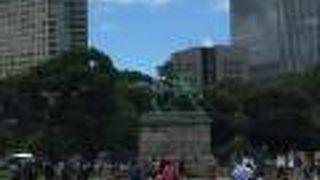 楠木正成銅像
