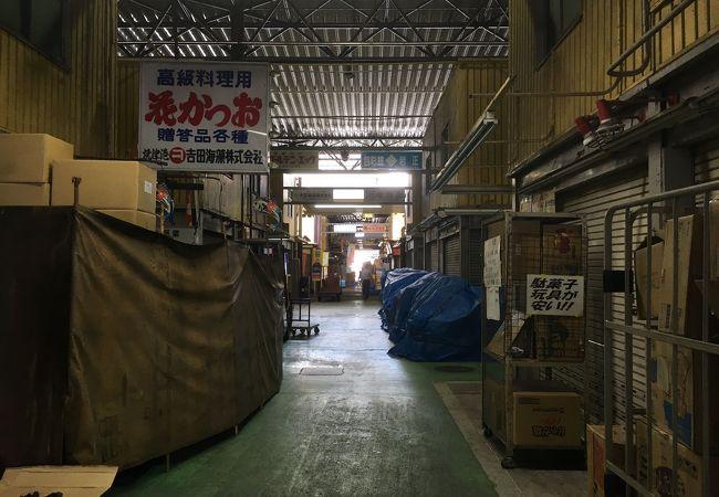 埼玉県魚市場