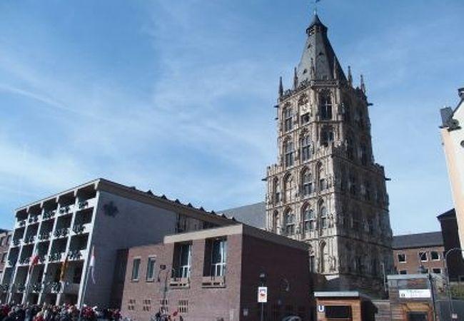 旧市庁舎(ケルン)