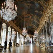 新型コロナ流行以後、再開したヴェルサイユ宮殿へ