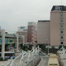 JR東日本ホテルメッツかまくら大船