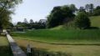 金沢城 大手堀
