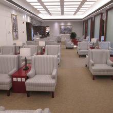 JALサクララウンジ (上海浦東国際空港)
