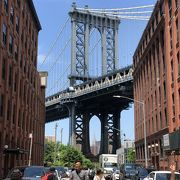 ニューヨークで有名な橋