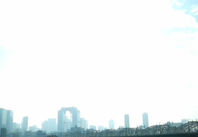 淀川河川公園 西中島地区
