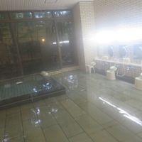 大浴場は温泉