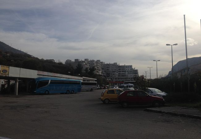 バスターミナル (モスタル)